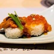Robata Niseko Naniwatei, a Theatrical Dining Experience
