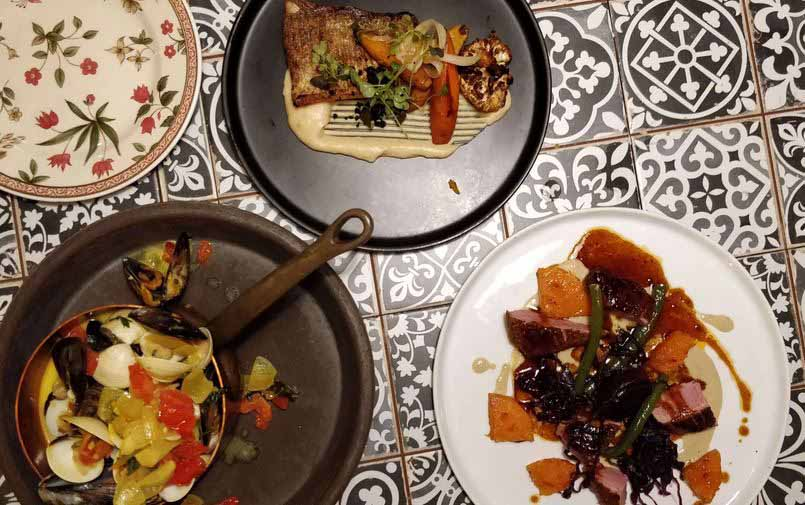 budapest restaurants food