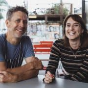 Q&A: Flat Earth Pizzas Founders Sarah Brading and Rich Baker