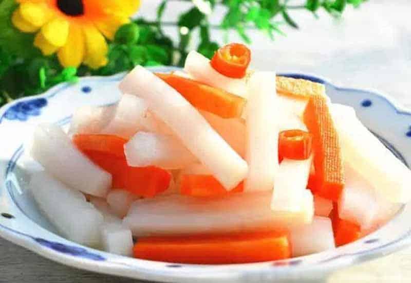 carrots-daikon-salad-recipe