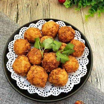fried-mooli-recipe-ball