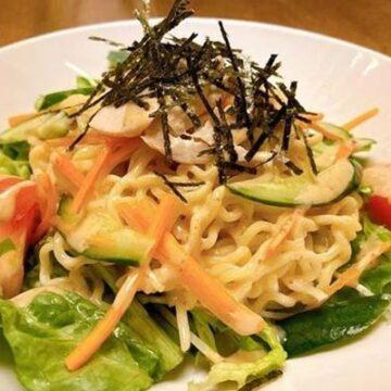 hokkaido salad recipe