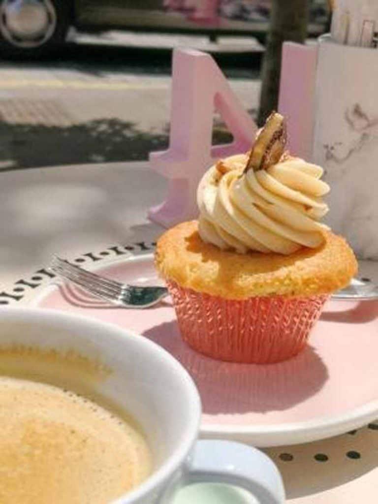 Peggy Porschen Cupcake