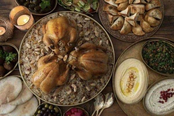 Delicious foods to try in Dubai