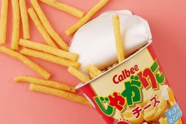 Japanese fried potato stick