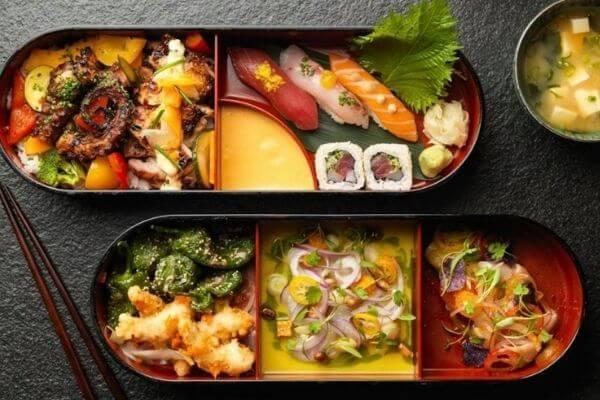 Halal Fine Dining Chotto Matte Japanese Sushi