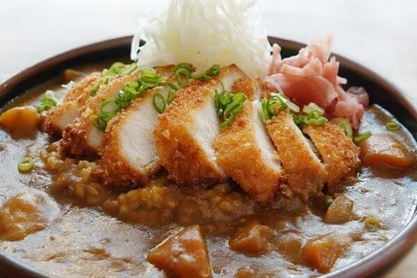 Tanakatsu Chicken Katsu Curry