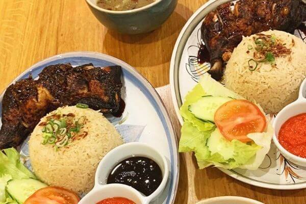 Tukdin Chicken Rice