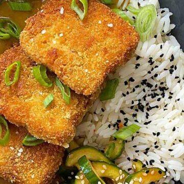 crispy-tofu-curry-recipes