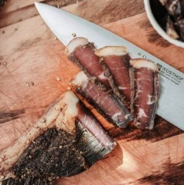 What is Biltong? A South African Delicacy