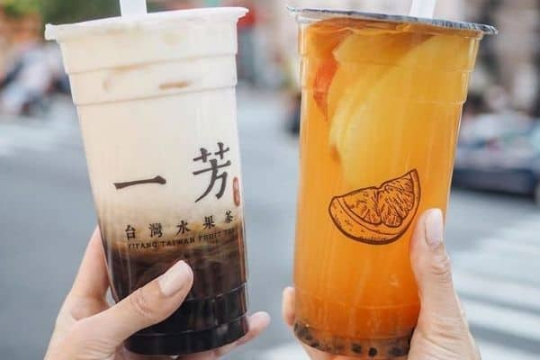 Yi Fang Fruit Boba Tea
