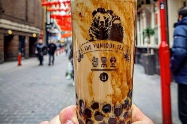 Yunique Tea Brown Sugar Boba Tea