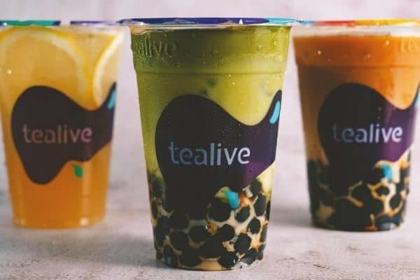 Tealive Bubble Tea in London