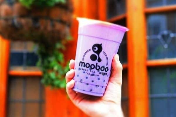 Best bubble tea in London Taro Milk Tea