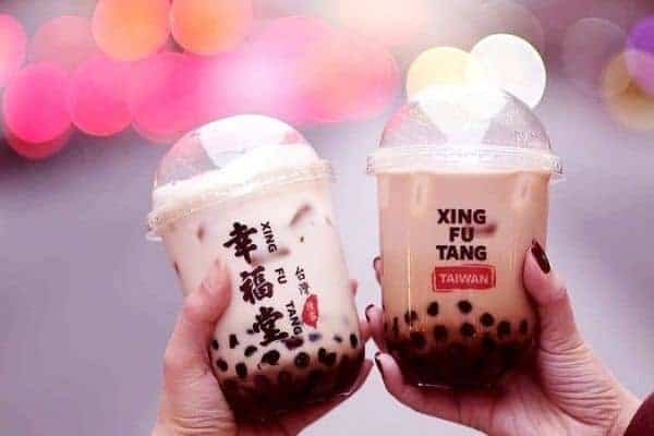 Xing Fu Tang Bubble Tea London