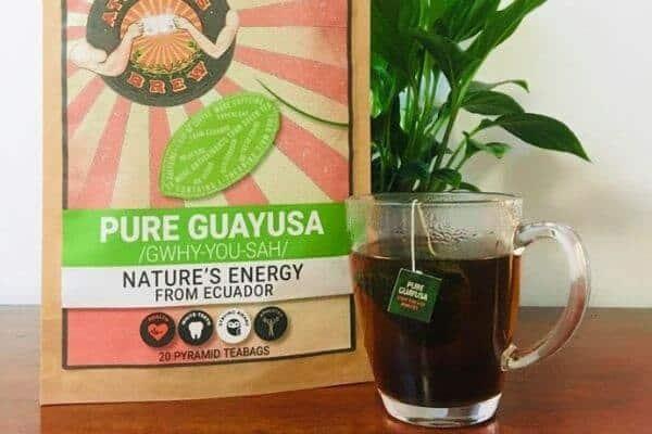 Guayusa Athletes Brew