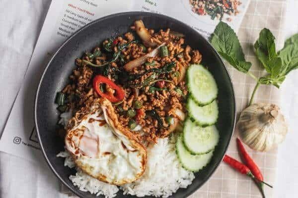Home Meals Thai Apron
