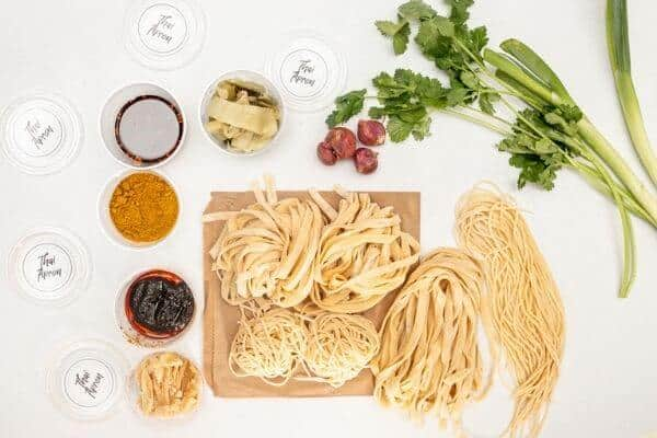 Thai Apron Pad Thai Meal Kit