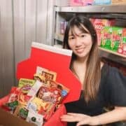 Asian Snack Boxes in UK, Q&A with Snack Snack UK's founder, Hanyi