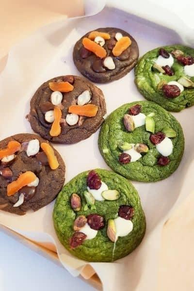 Kini Patisserie Cookies Nuts & Fruits