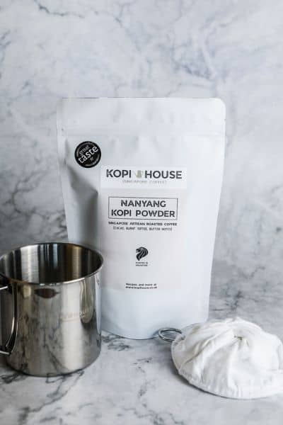 Kopi House Singapore Coffee Powder