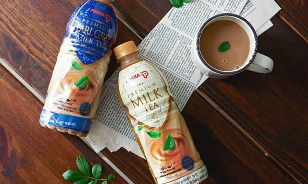 Pokka Milk Tea
