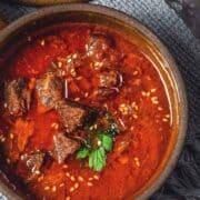 Classic Diced Beef Stew Recipe