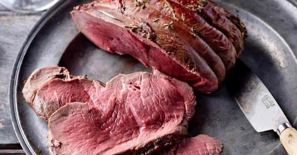 Grinding Venison Meat