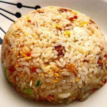 Chahan Recipe