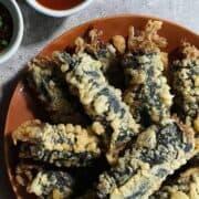 Kimari (Gimmari), Easy Korean Fried Seaweed Roll Recipe!