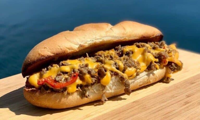Philly Cheesesteak Recipe