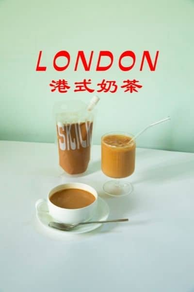 SKILK London Hong Kong Milk Tea