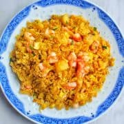 Singapore Fried Rice, A Chinese Takeaway Favourite!