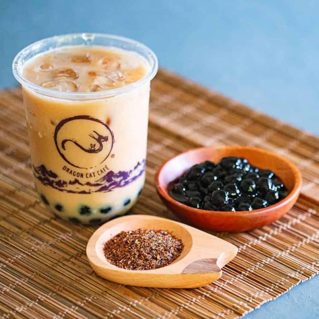 Best bubble tea kit roundup, Dragon Cat Cafe