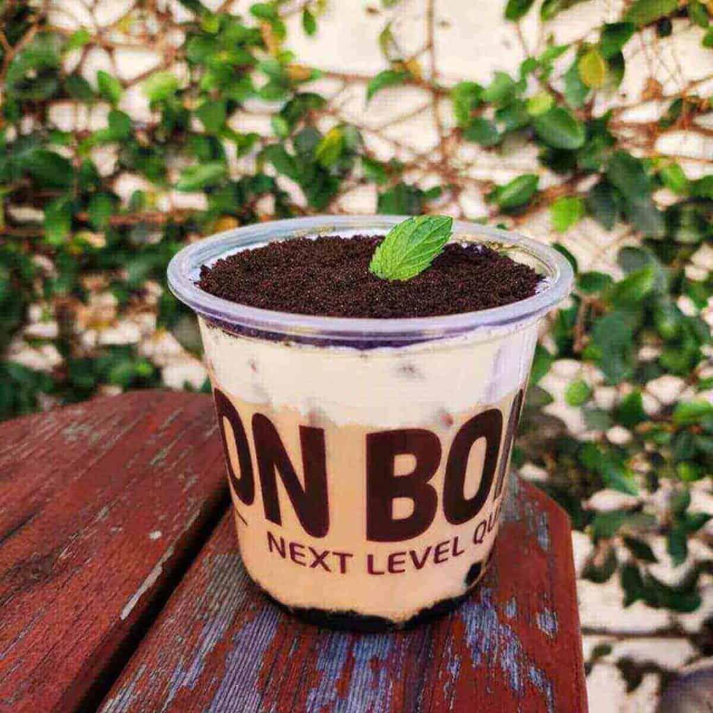 Bon Bon Tea House Plant Milk Tea
