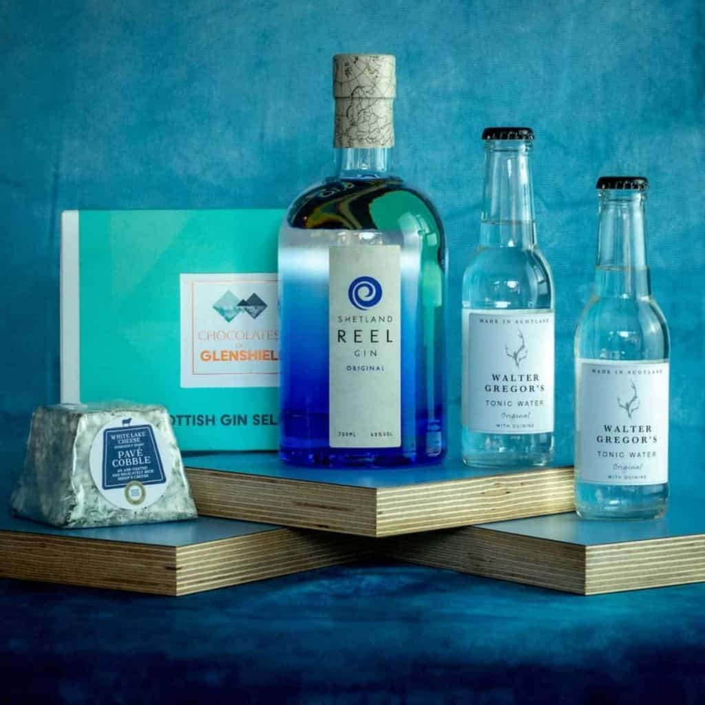 Gin Gift Box, Froth and Rind