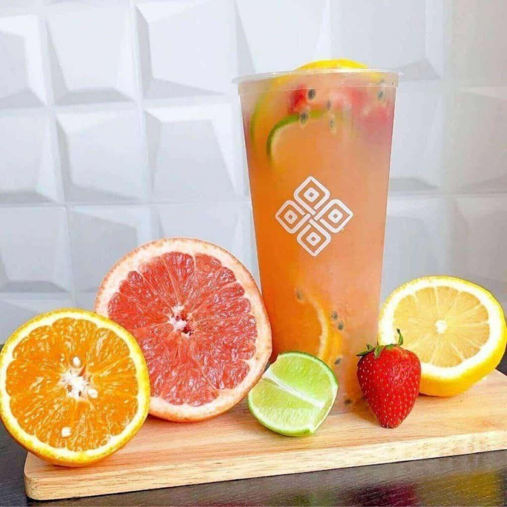 Grapefruit Tea Procele