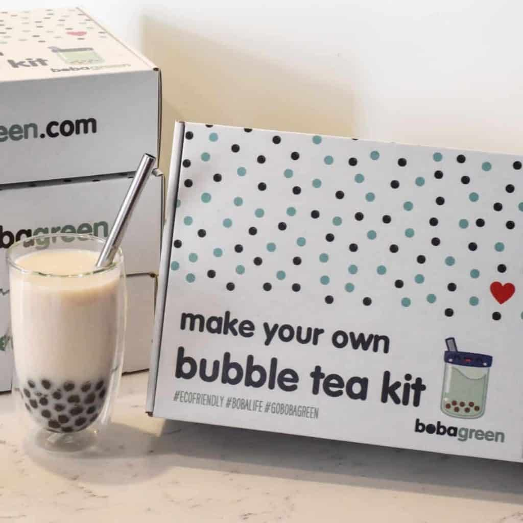 Make your own bubble tea kit by Boba Green