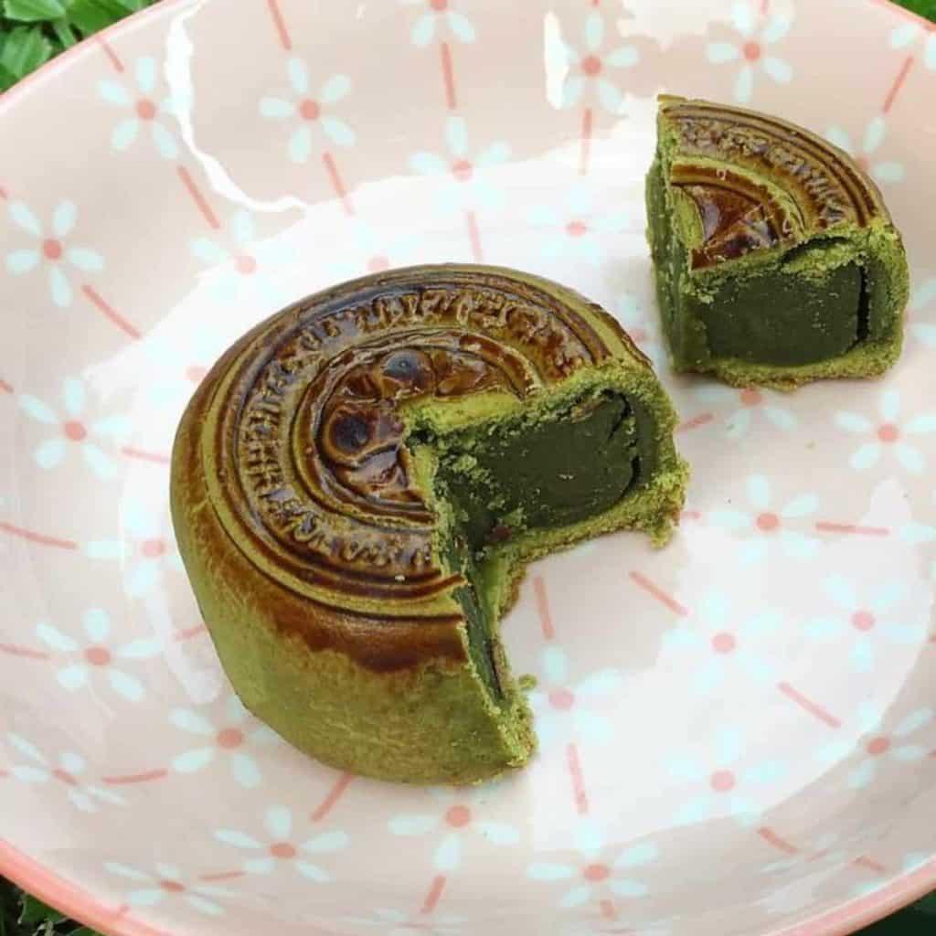 Matcha Mooncake