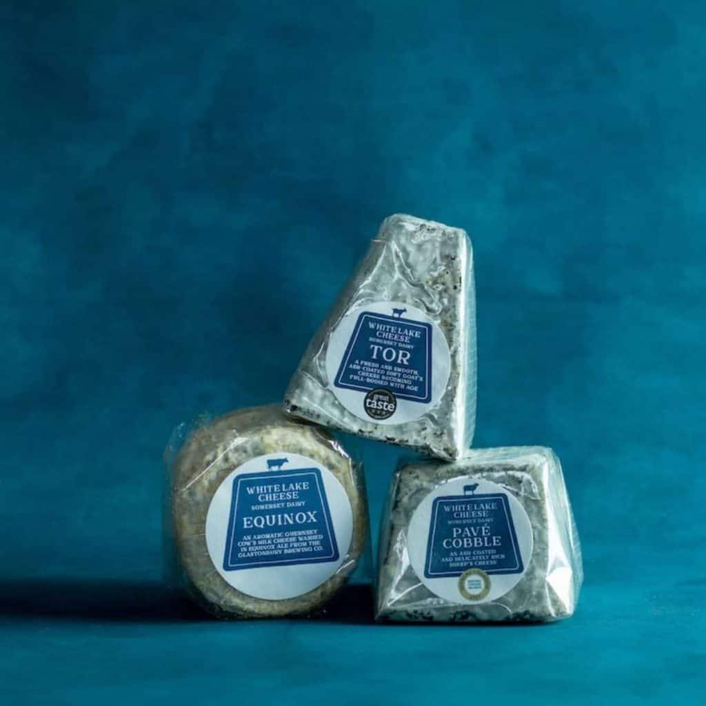 Mixed Whitelake Cheese