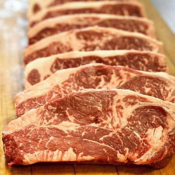 Shell Steak