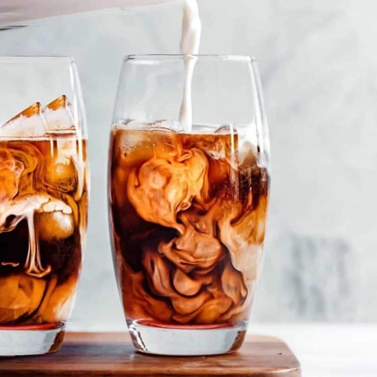 Spanish Latte Recipe, Iced Drink