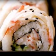 Spicy Crab Roll (Kani Maki), a Global Spin on a Japanese Delicacy