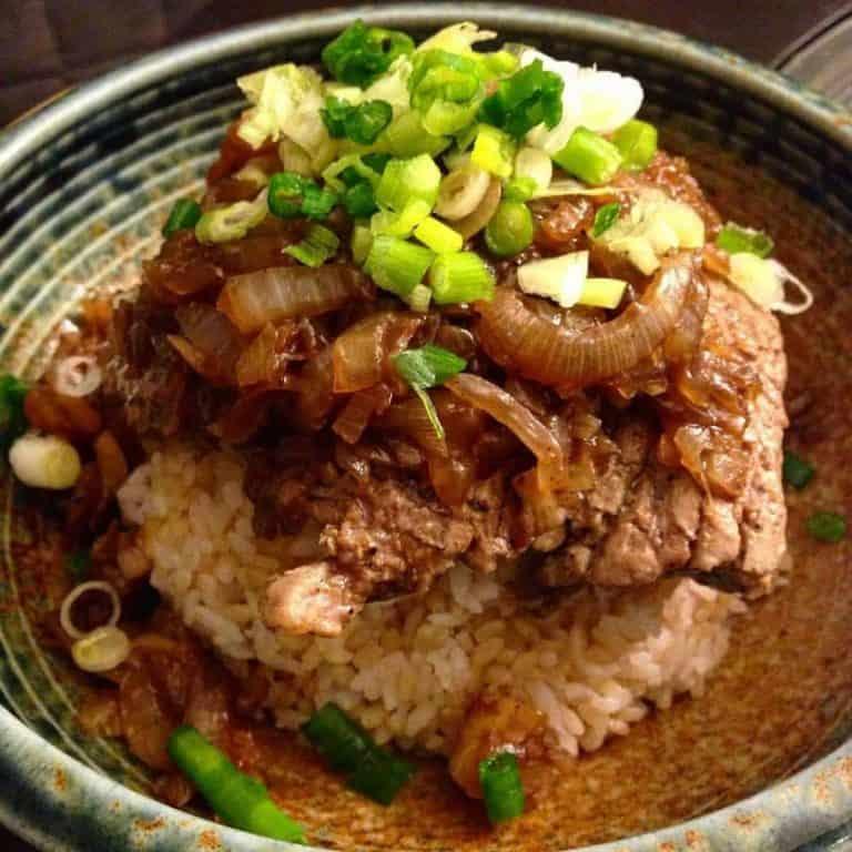 Chaliapin Steak Don Recipe Shokugeki no soma Food Wars