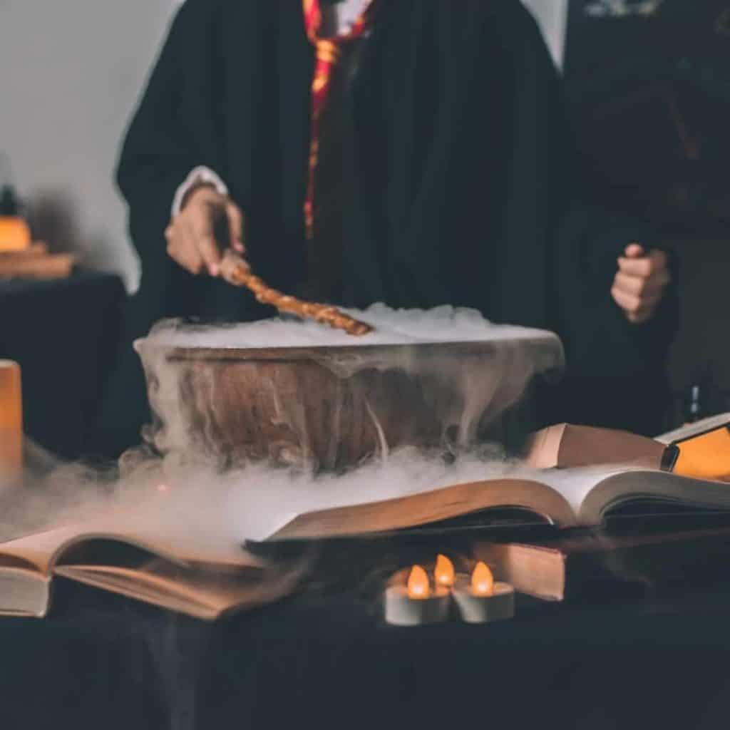 Harry Potter cake ideas Potions class