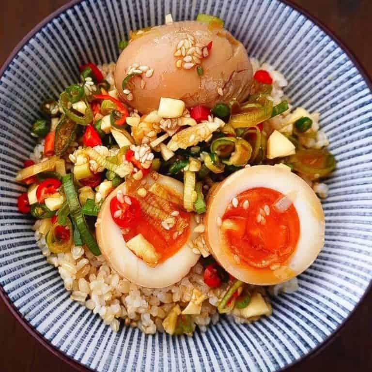 Mayak Eggs recipe Korean Marinated Soy Eggs