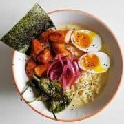 Mayo Ramen, Creamy Instant Noodles Hack from Tiktok!