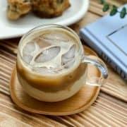 Misugaru Latte Recipe, Korean Diet Shake