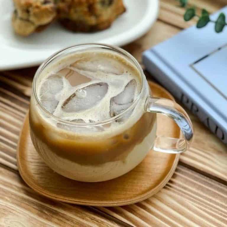 Misugaru latte recipe iced