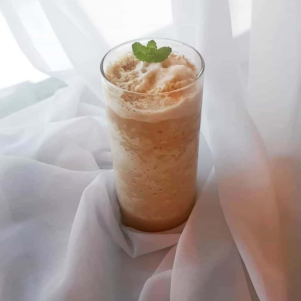 Misugaru smoothie